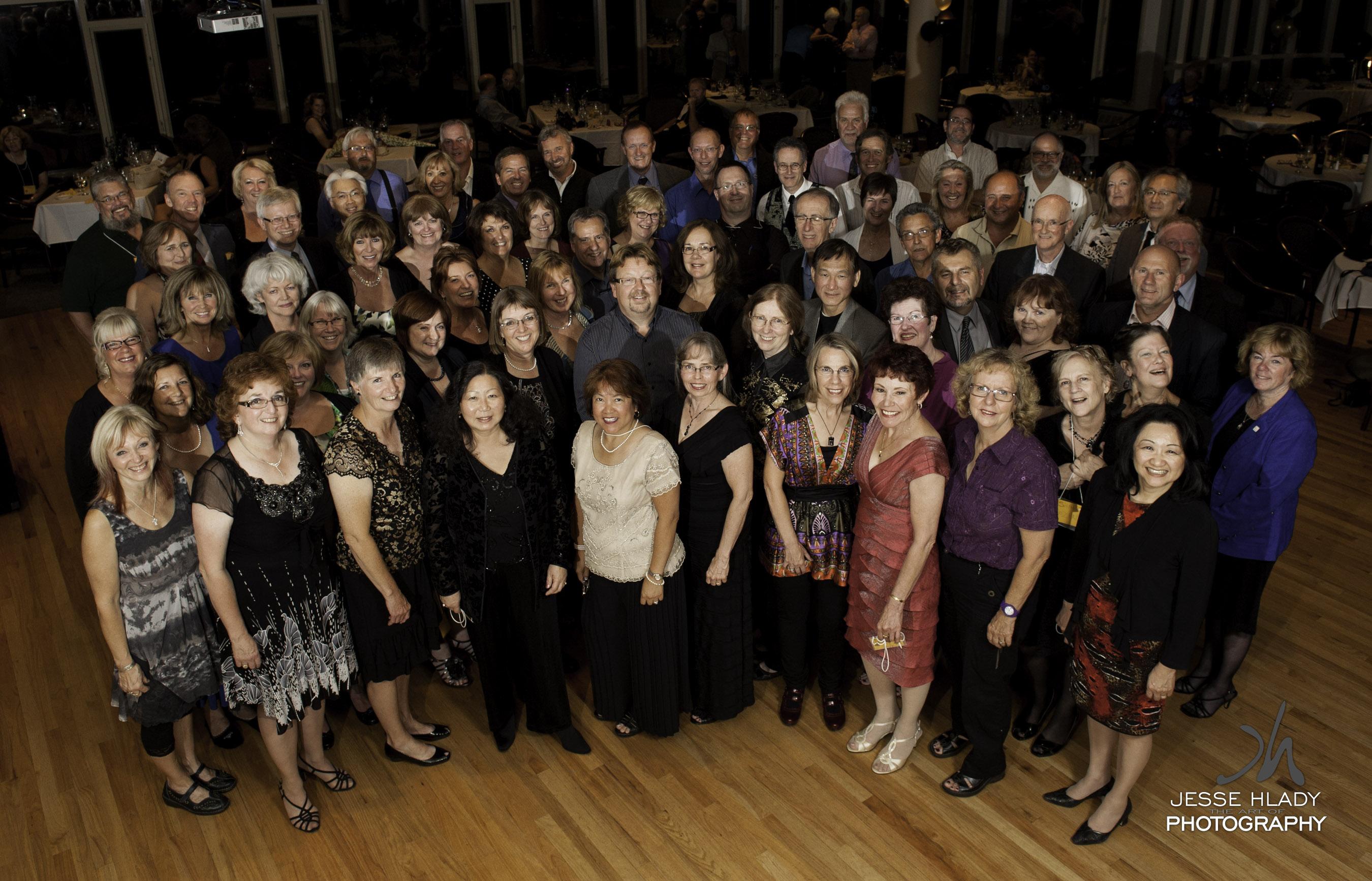 1972 40th Year Reunion Victoria High School Alumni